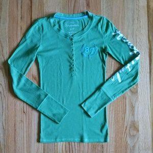 Aeropostale Junior long sleeve shirt